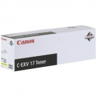 Тонер 0259B002 C-EXV17 для Canon iRC 4080i/4580i Yellow
