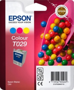 к-дж T029401  для Epson ST C60 Color