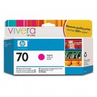 Картридж C9453A  HP 70 Magenta 130 ml Ink Cartridge