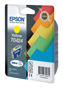 к-дж T042440  для Epson ST C82 (yellow)