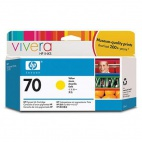Картридж C9454A  HP 70 Yellow 130 ml Ink Cartridge