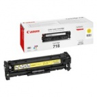 Картридж Cartridge 718Y  для Canon SENSYS MF-8330/8350 Yellow (2900К)