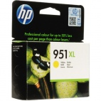 Картридж CN048AE Желтый картридж HP 951XL Officejet (1500 страниц)